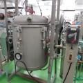 高圧蒸煮缶